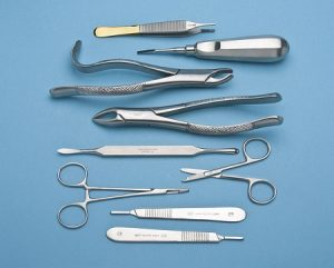 dental extraction tools